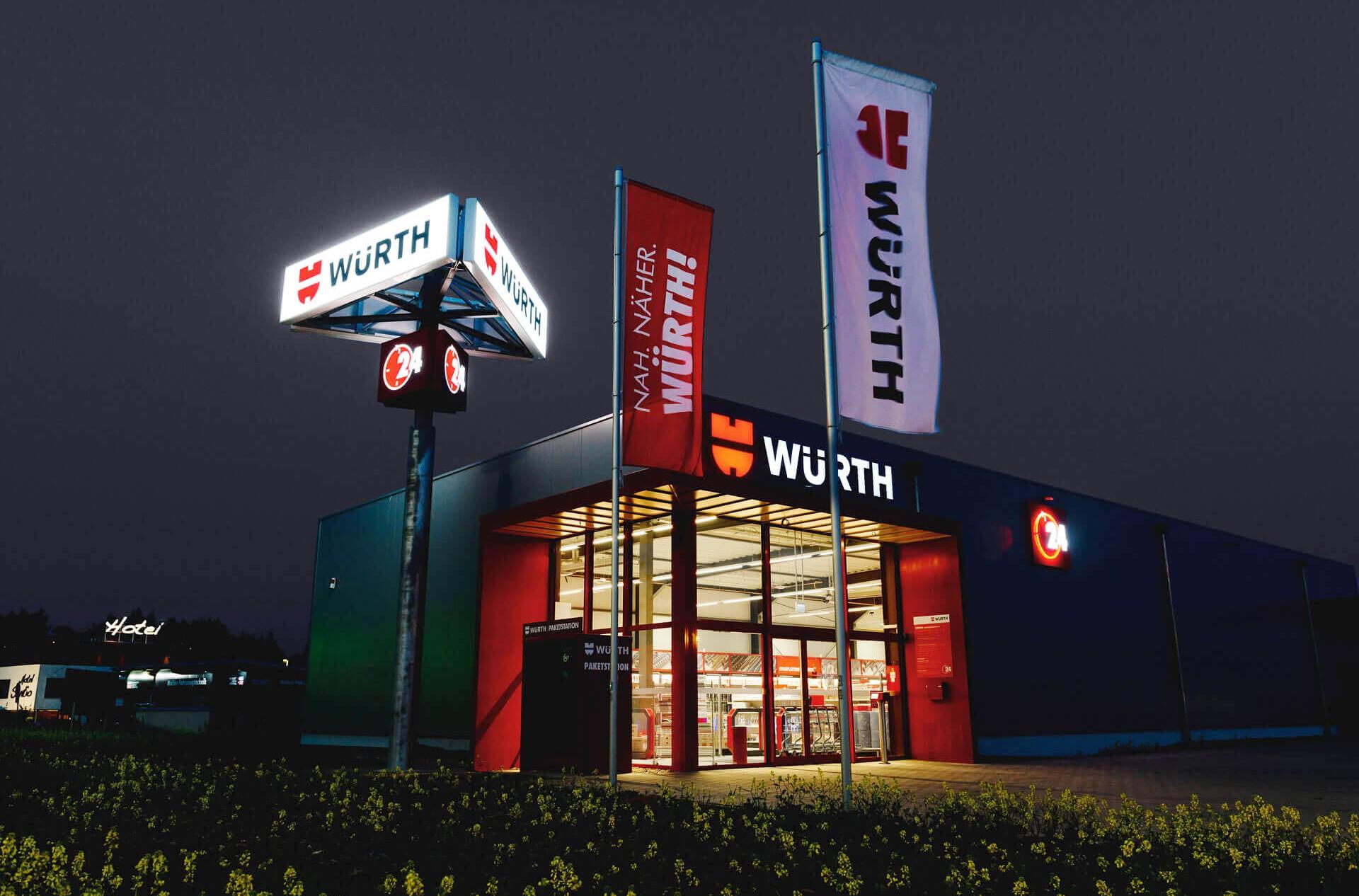Sharing Growth needs proximity | Würth Group